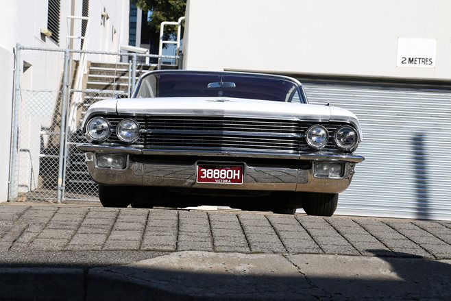 Richard Dabbs's '62 Caddy
