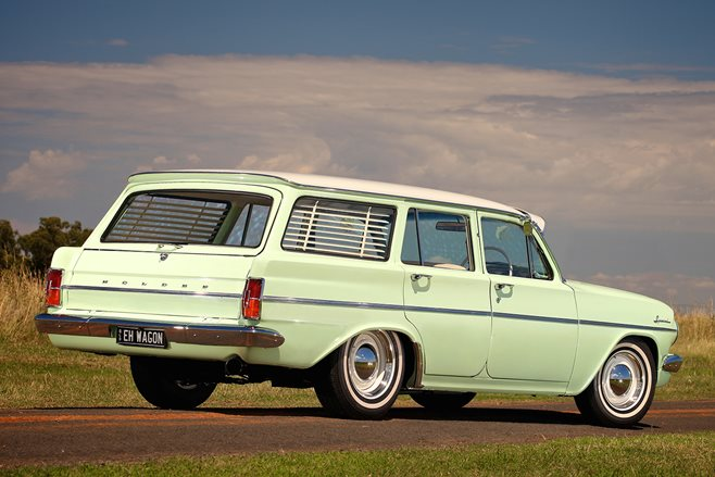 EH Holden wagon