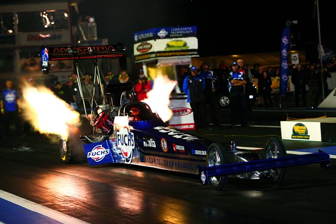 Lamattina Top Fuel dragster