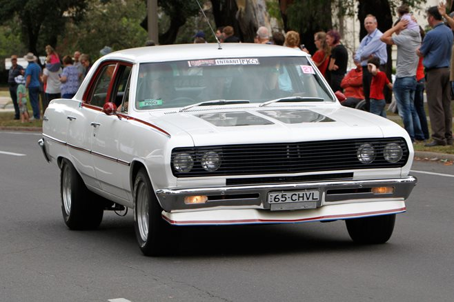 After a long slumber, one of Australia's most iconic show-and-go cars is back