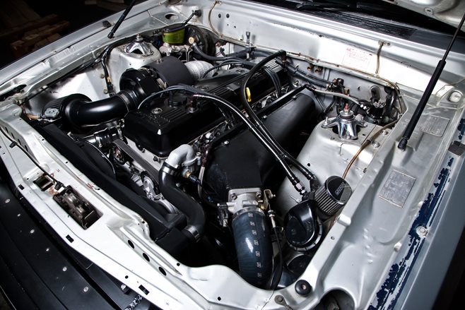 Boosted 10-second Ford FD LTD sleeper