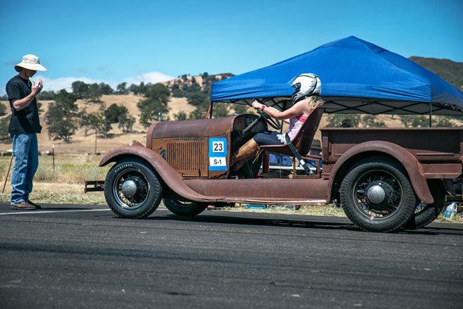 FORD FOUR BANGER HOT ROD HEAVEN FAST TRIALS FAST Street Machine - Fast 4 car list