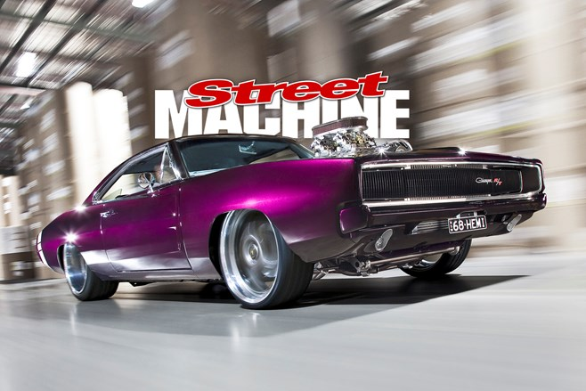 1000HP BLOWN '68 CHARGER STREETER