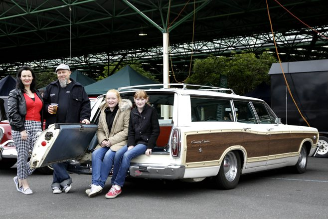 10-seater 1967 Ford Country Squire