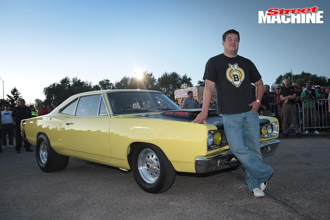Dodge Roadkill And Gas Monkey Have A Horsepower Party