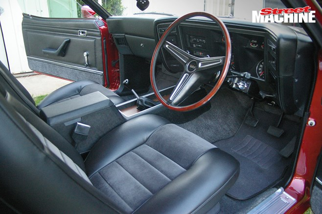 ford xb fairmont coupe reader s car of the week xb 4 street machine. Black Bedroom Furniture Sets. Home Design Ideas