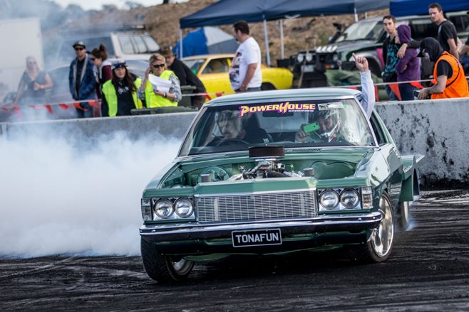 Asponats 2015 aspirated burnouts