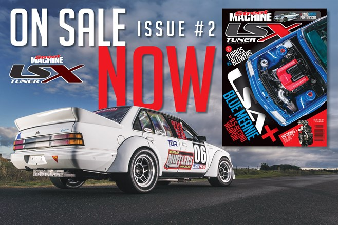 LSX Tuner II on sale now