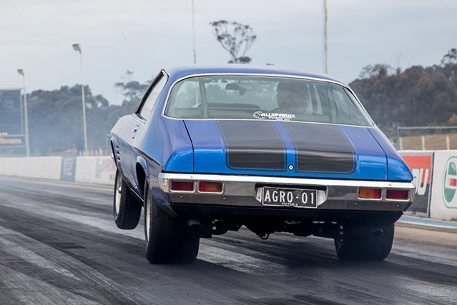 King of the Streets Heathcote Raceway AGRO01