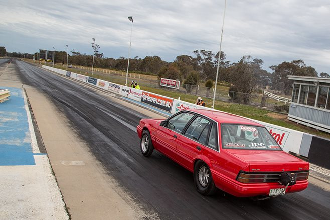 King of the Streets Heathcote Raceway AIR747