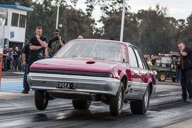 King of the Streets Heathcote Raceway CHOPA7