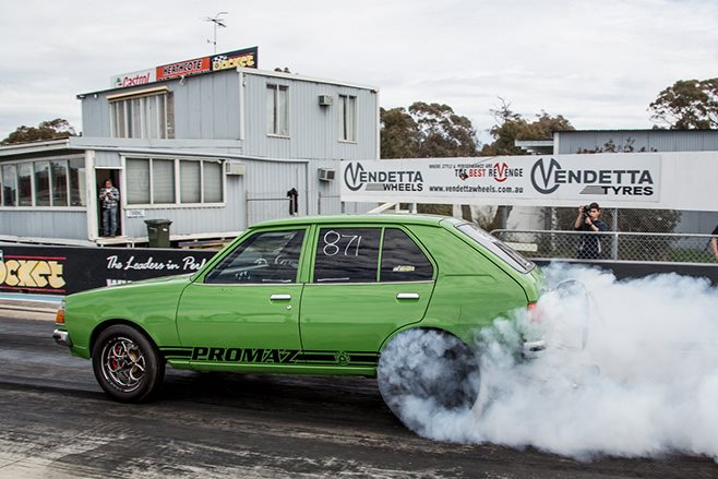 King of the Streets Heathcote Raceway Promaz