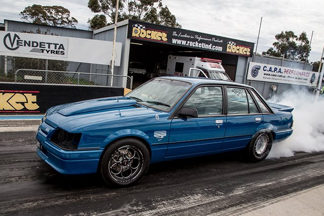 King of the Streets Heathcote Raceway PSIHDT
