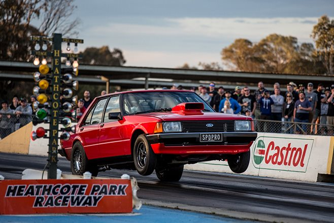 King of the Streets Heathcote Raceway SPDPRO