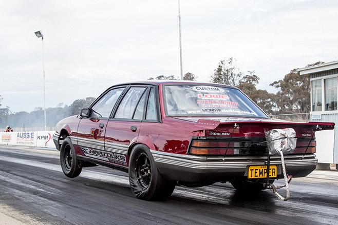 King of the Streets Heathcote Raceway TEMPER 2