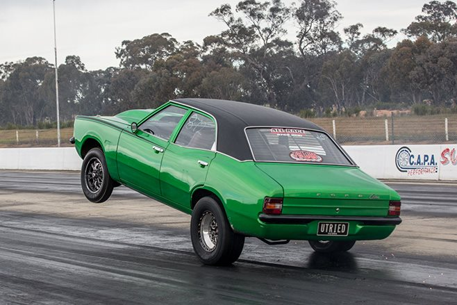 King of the Streets Heathcote Raceway UTRIED