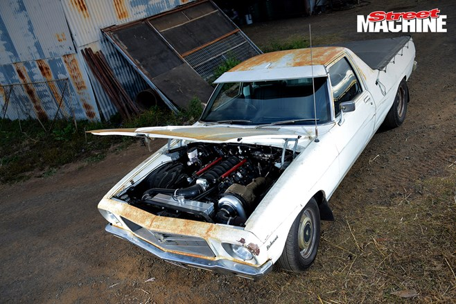 Turbo LS HQ Ute