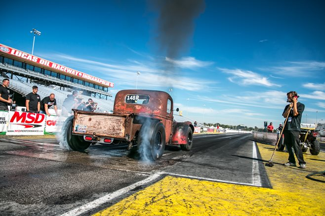 Rat Rod Drag Week