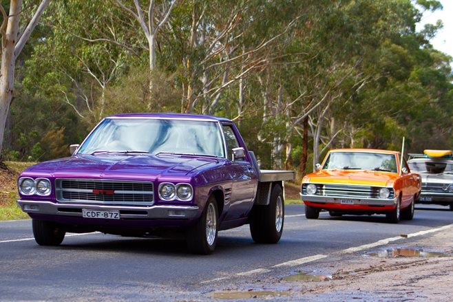 HQ One Tonner at Pambula Motorfest