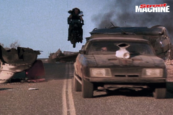 Mad Max 2 (1981) movie