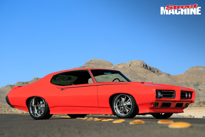 Pontiac GTO Judge