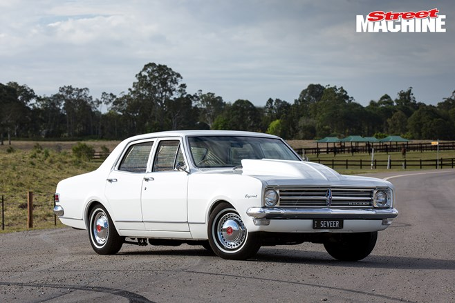 Holden HK Kingswood sleeper