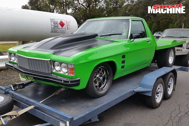 Holden HZ One-tonner