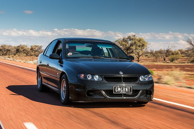 Peter Traumanis twin-turbo VTII going to Temora 1000