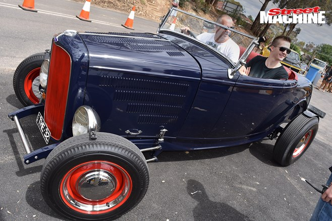 Ford '32 Roadster