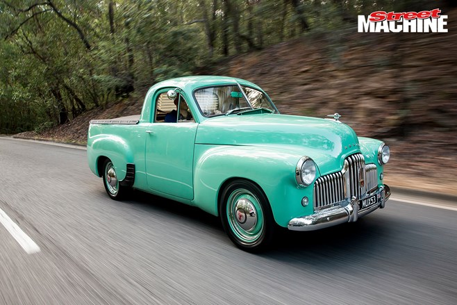 Holden FX ute restored