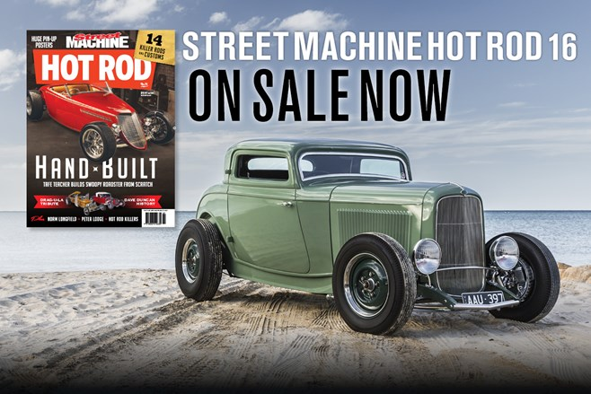 Street Machine Hot Rod 16