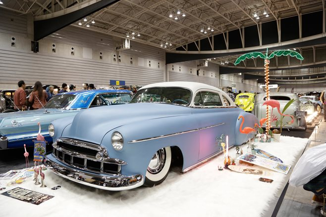 MOONEYES HOT ROD & CUSTOM SHOW 2015