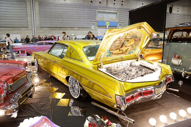 Mooneyes 2015 Lowriders