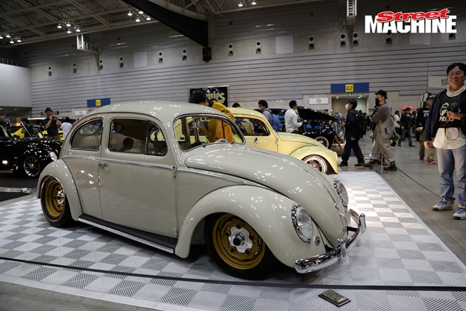 Mooneyes 2015 VW Beetle
