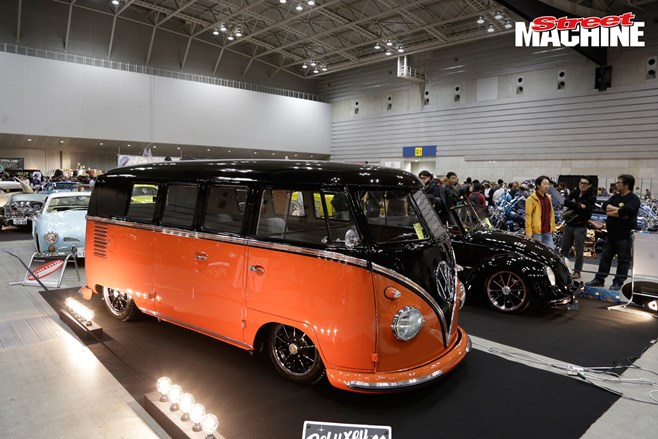 Mooneyes 2015 VW Kombi