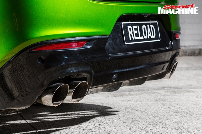 VF Commodore RELOAD
