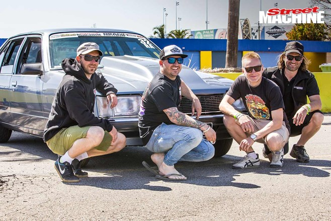 Street Machine Drag Challenge 2015