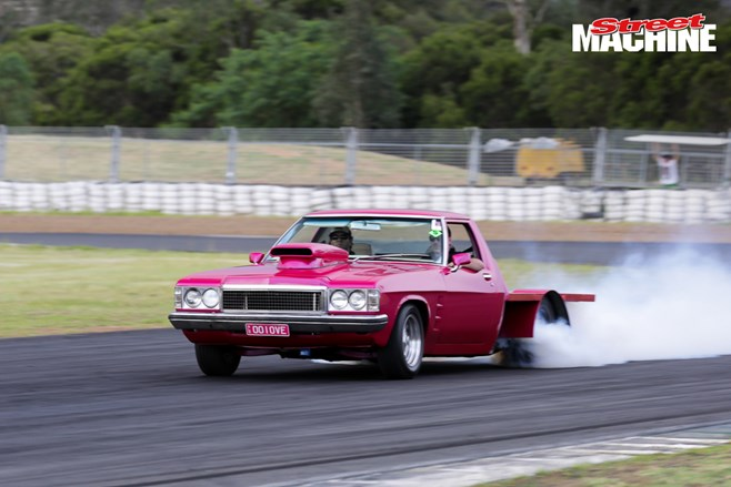 Holden HZ One-tonner Powercruise