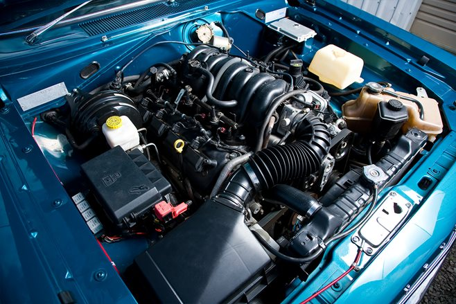 RETROTECH HEMI-POWERED CL CHARGER