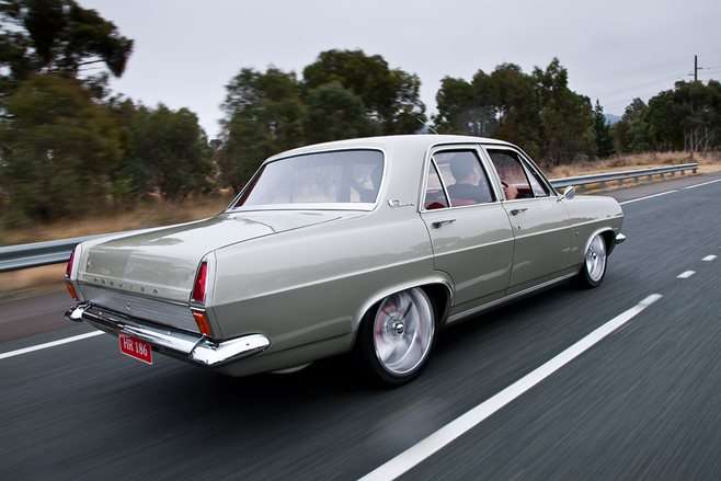 1967 HR Holden