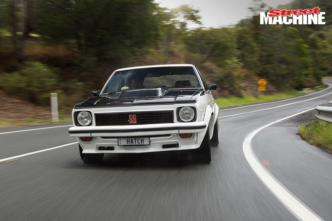 Holden LX Torana hatch