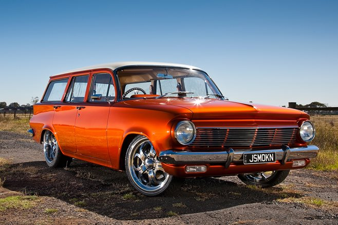 383-POWERED EJ HOLDEN BEACH CRUISER