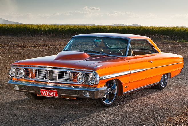 MONSTER BIG-BLOCK '64 GALAXIE 500 STREETER