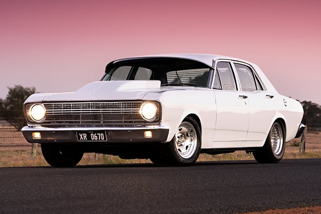 FORD XR FALCON STREETER