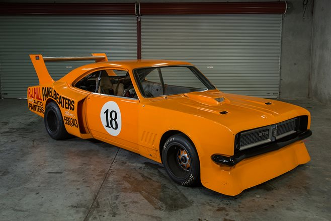 BARRY ALGIE'S HT MONARO SPORTS SEDAN