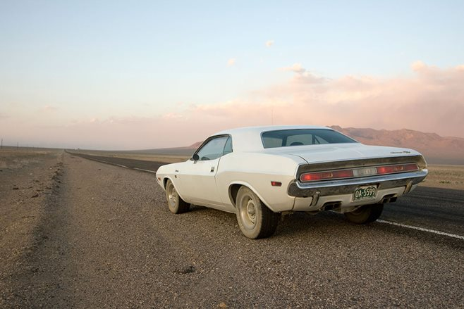 Vanishing Point movie review