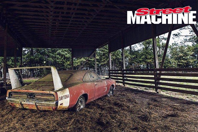 BARN-FIND DODGE DAYTONA