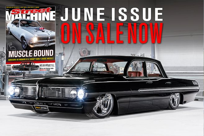 STREET MACHINE: JUNE 2016
