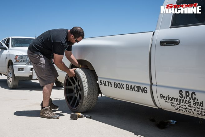 Dodge Ram Salty Box Racing