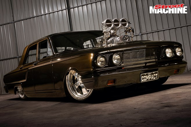 Ford Fairlane Compact custom blown